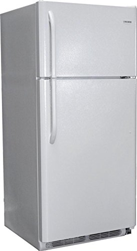 New Diamond Elite 19 Cu Ft Gas LP Propane White Top Freezer Refrigerator