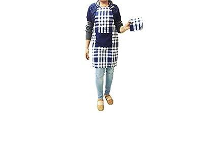 AAZEEM Cotton aprons with napkin