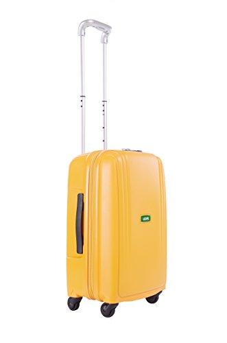 lojel-streamline-polypropylene-small-upright-spinner-luggage-yellow-one-size