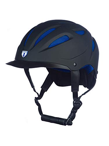 Tipperary Sportage Hybrid Helmet L Black/Royal