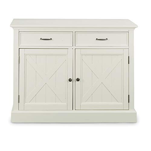 Seaside Lodge White Buffet by Home Styles (Buffet Home Style)