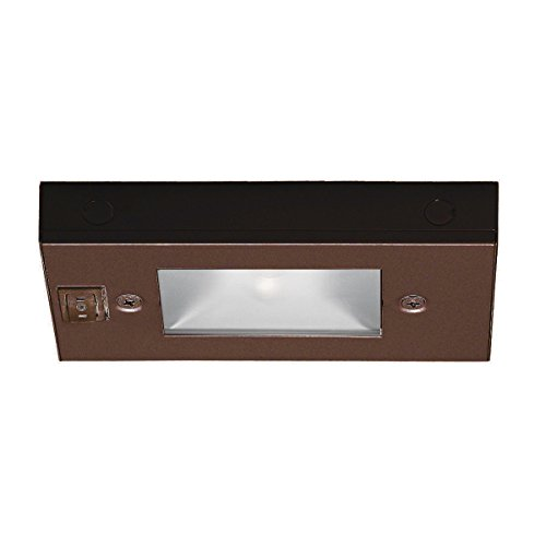 WAC Lighting BALIX1BB Premium Line Voltage 1Light Xenon Under Cabinet ()
