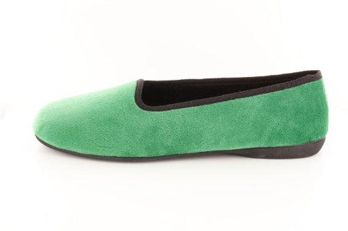 Andres Machado - Bailarinas para mujer verde - verde