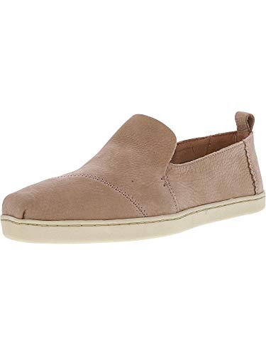 TOMS Women's Deconstructed Alpargata Bloom Nubuck 9 B US B - Shoes Leather Nubuck