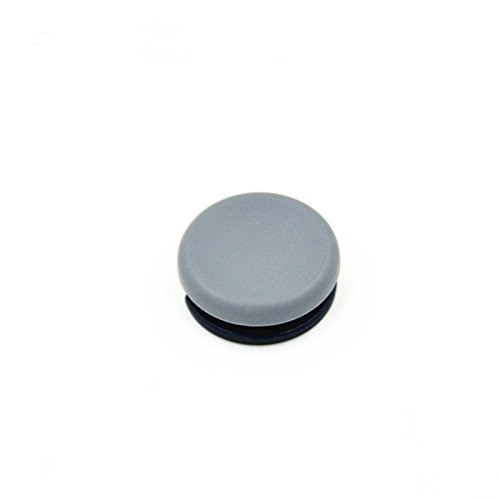 Canamite Analog Controller Thumbstick Joystick Stick Cap for 3DS 3DSXL new3DS new3DSLL (Grey)
