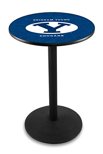 Holland Bar Stool L214B Brigham Young University Officially Licensed Pub Table, 28