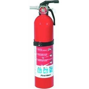 First Alert Home Fire Extinguisher - 4-Pk, Rated 1-A:10-B:C, Model# HOME1 by First Alert