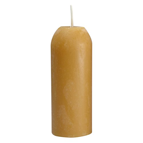 INDUSTRIAL REVOLUTION UCO 12 Hour Beeswax Candles for Can...