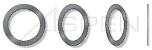 ID=22mm 250 pcs THK=0.5mm DIN 988 Plain Precision Shim Rings Metric Steel OD=30mm