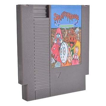Splatterhouse - Cartucho de tarjeta de juego para Nintendo ...