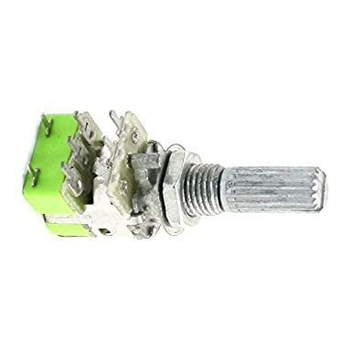 B50K 50K Ohm Dual Linear Taper Volume Control Switches Potentiometer Switch/_shQW