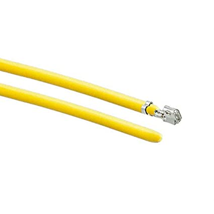 5 PRE-CRIMP A3047 YELLOW Pack of 100 0502128000-05-Y1