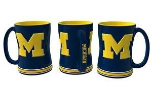 michigan coffee mug - 1