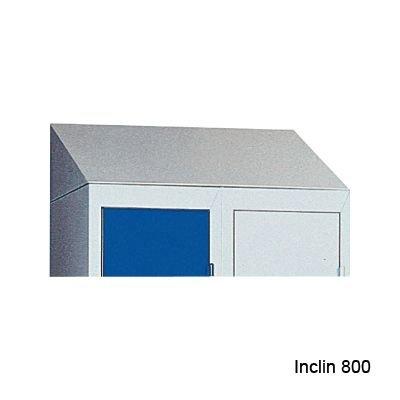 EVP C800_ g1–sobretecho for Locker 80x 50x 25cm, Steel