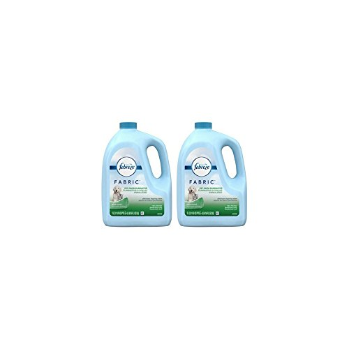 FABRIC Refresher, Pet Odor Eliminator Refill, 1 Count, 67.62 oz (2 pack)