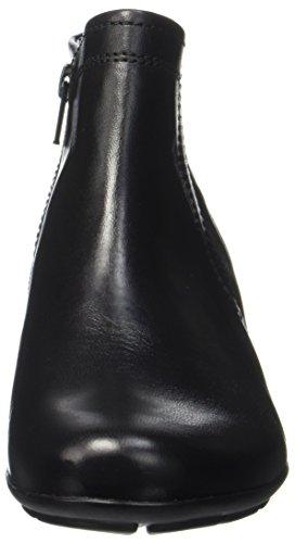 Noir schwarz Bottes Bottes Base 27 Noir De De Base Gabor Femmes Gabor vAwqRznx6