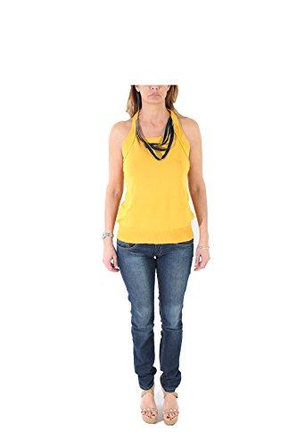 Camiseta Pierantonio Gaspari Modelo a53002 amarillo ocre 42 amarillo ocre