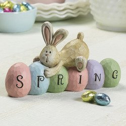Spring Bunny Tabletopper - Party Decorations & Room Decor from Oriental Trading Company