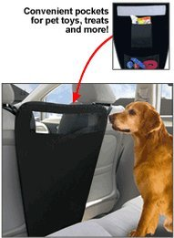 Backseat Pet Barrier