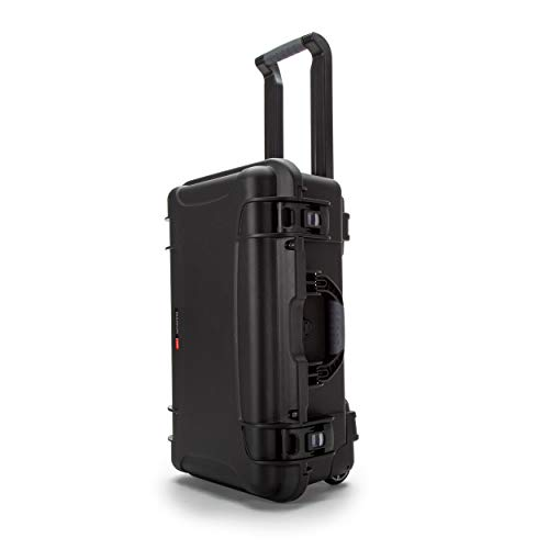 Nanuk 935 Waterproof Carry-On Hard Case with Wheels and Foam Insert - Black (Camera Hard Case)