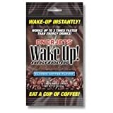 Enerjets Wake Up Energy Booster Drops, Classic Coffee Flavor – 12 Caffeinated Drops/Pack, 12 Packs Review