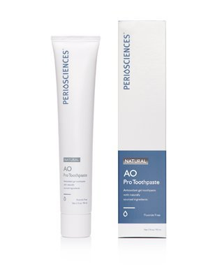 - PerioSciences AO ProToothpaste Natural - 3oz Natural Mint Flavor for Fresh Clean Teeth