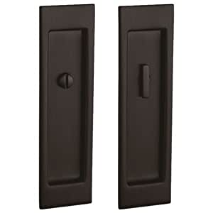 Baldwin Pd005 Priv Santa Monica Privacy Pocket Door Set