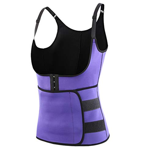HDGTSA Women Fitness Corset Sport Body Shaper Vest Women Waist Trainer Workout Slimming