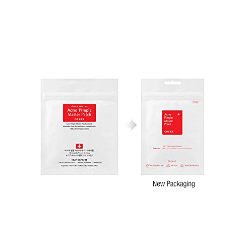 Large Product Image of COSRX Acne Pimple Master Patch, 24 Patches
