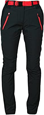 Angel Cola Women's Outdoor Hiking & Climbing Softshell Pants PW6110
