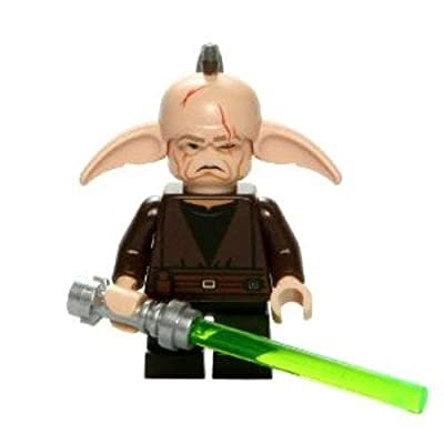 Lego Star Wars Even Piell Minifigure 9498: Toys & Games