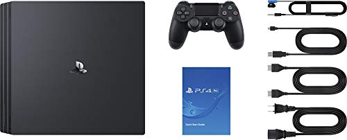 Mytrix Playstation 4 Pro 2TB SSHD Console with Dualshock 4 Wireless Controller Bundle, 4K HDR, Playstation Pro Enhanced with Solid State Hybrid Drive 5
