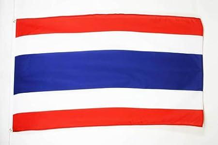 AZ FLAG Bandera de Tailandia 90x60cm - Bandera TAILANDÉSA 60 x 90 ...