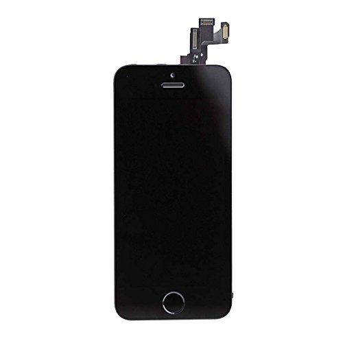iphone 5s black screen cellphoneage lcd touch screen replacement display assembly 14749