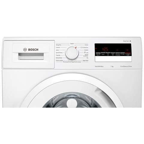 Bosch - WAN24267II - 7 kg Clase A++ Centrifugador 1200 rpm: Amazon ...