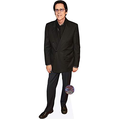 Shakin' Stevens (Black Outfit) Mini Cutout