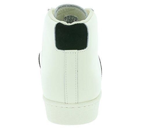 adidas Pro Model Vintage DLX, Men's Lace up Shoes Weiß