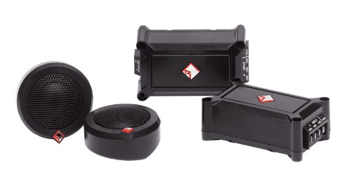 4) New Rockford Fosgate P1T-S 1'' 240 Watt Dome Car Audio Stereo Tweeter Systems
