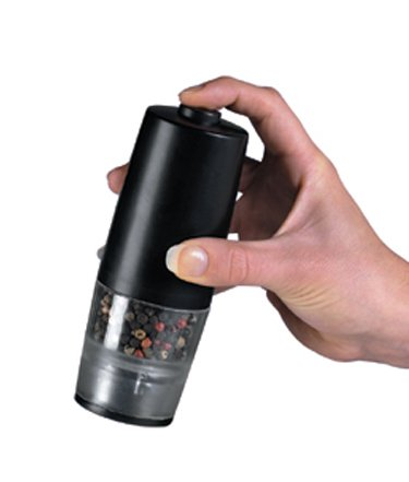 Battery Operated Pepper Mill by Home Presence