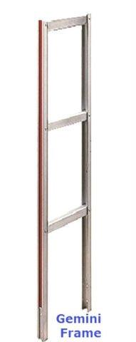 - BP Mfg. Senior Convertible Frame 5 Bars High Cap. Frame w/Extra Crossmembers
