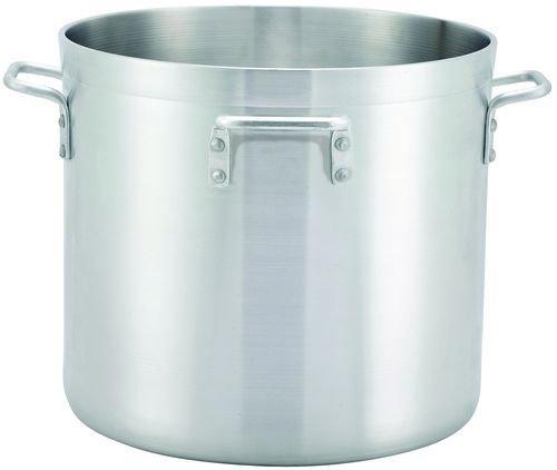 Winco ALHP-120H Stock Pot with 4 Handles, 120-Quart