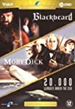 Adventure Collection (3 Miniseries) - 3-DVD Box Set ( Blackbeard / Moby Dick / 20,000 Leagues Under the Sea ) ( Black beard / Moby Dick / Twenty Tho [ NON-USA FORMAT, PAL, Reg.2 Import - Netherlands ]