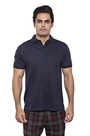 Santhome Polo for Men - Navy Blue