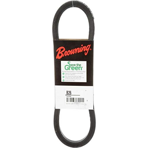 B26 B -V Belt 29 in Length in-Stock Browning