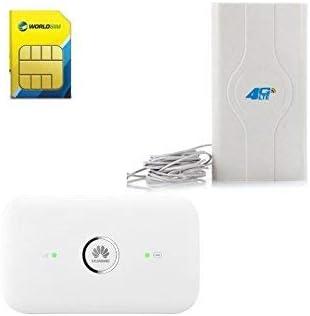 Huawei E5573 con antena y SIM – Viajes, Vacaciones Internet ...