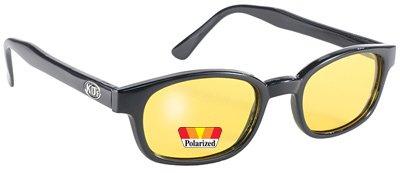Original KD's Polarized Yellow Sunglasses Night Riding Driving Glasses - For Driving Polarised Glasses Night