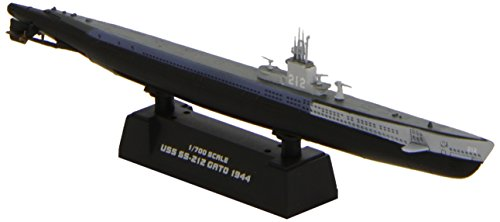 Easy Model USS Gato Class SS-212 Model Kit