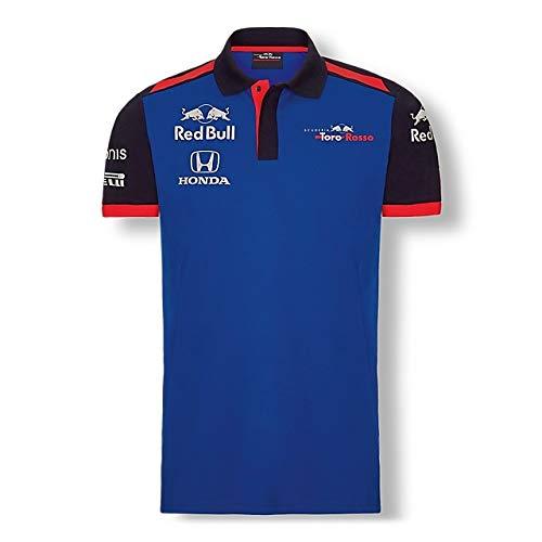 NEW Red Bull B07PSGDP6M F1 トロロッソ ホンダ Toro Red Rosso F1 シャツ L B07PSGDP6M, ほいく百貨店:08001e2b --- gallery-rugdoll.com
