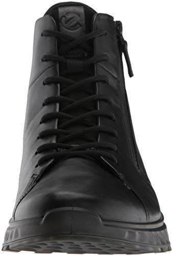 A 1001 1 Sneaker St Ecco Collo Alto Uomo Nero black TRqgKOWB
