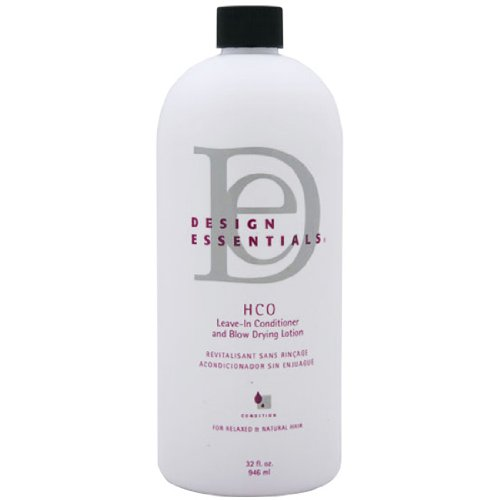 Amazoncom Design Essentials Hco Leave In Conditioner And Blow